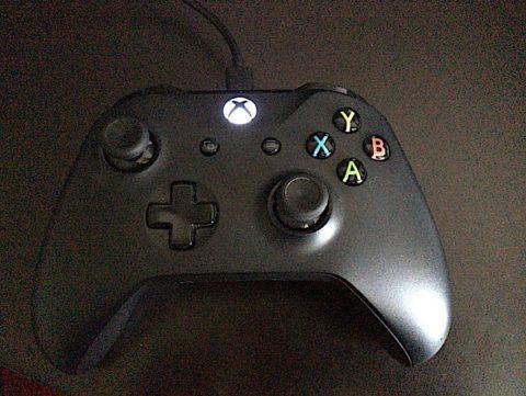 パソコン版ドラクエ10 コントローラ XboxOne 6CL_00003