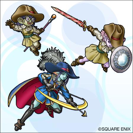 ドラクエ10 魔法戦士